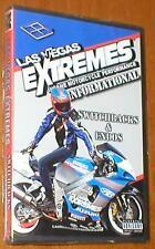 Las Vegas Extremes Insane Motorcycle Performance:  Switchbacks & Endos - New DVD