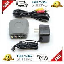 Video Cable RCA/Composite A/V to RF/Coax /Coaxial Converter V Hdmi Modulator TV
