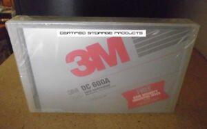 """NEW 3M Imation DC600A 60MB SLR 1QIC-24 5.25"""" QIC Data Tape Cartridge 46160"""