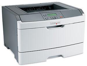 Lexmark E360d Parallel Duplex Mono Laser Printer 40ppm E360 360 360d JM