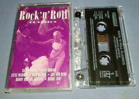 V/A ROCK & ROLL CLASSICS cassette tape album