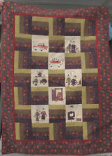 New Quilt, Old Friends by Sandy Gervais for Moda