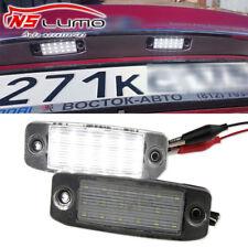 LED license number plate light for Hyundai SONATA 10/YF 10MY led tail lamp bulb