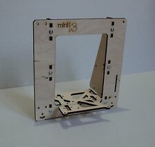 3D Printer Reprap Mendel Prusa I3  Frame MINI Laser Cut 6mm PlyWood + Screws