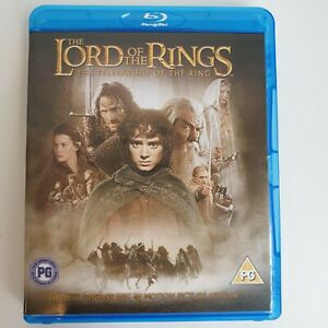 The Lord of The Rings - Blu Ray 2 disc sets