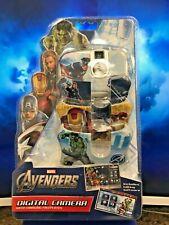 Avengers Digital Camera with 3 Face Plates ~Captain America~Thor~Iron Man~Hulk
