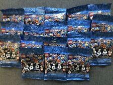 Lego 71024 Disney Series 2 Minifigures Complete Set of 18 Sealed  Free Shipping