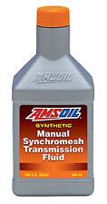 AMSOIL MTF Synchromesh [ MTFQT-EA ] Manual FWD 6 speed Gearbox oil