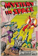 Mystery in Space #54, Dc Comics 1959 Adam Strange by Infantino; Greene, Kane Vg