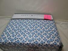 New Tommy Hilfiger Queen Sheet Set ~ Blue Fish Nip