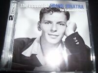 Frank Sinatra (Columbia Years) The Essential Best Of Greatest Hits CD – New