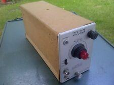 Tektronix Amplifier Type 3A75 w/ Tubes ~ 6DJ8 , 12BY7 ,6197 ,12AT7
