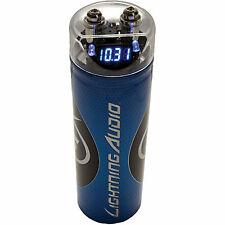 Lightning Audio Lacap15 Mobile,1.5 Faradcapacitor