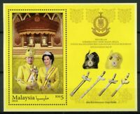 Malaysia 2018 MNH Sultan of Kedah 1v M/S Royalty Stamps