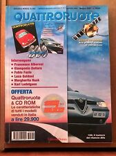 53693 Quattroruote - n. 500 06/1997 - Alfa Romeo 156 - Ferrari F355