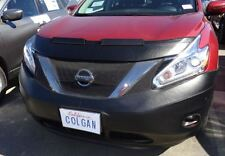 Colgan Front End Mask Bra Fits Nissan Murano 2015-2017 Without Plate, W/Camera