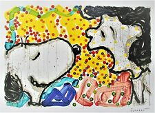 """Tom Everhart """"DRAMA QUEEN""""  SNOOPY  """"PEANUTS""""  SIGNED Lithograph Plus COA!"""