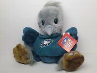 NFL PHILADELPHIA EAGLES FOOTBALL TEAM LIL FANS MASCOT BABY SWOOP the Eagle PLUSH