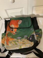 Vintage Disney Loungefly Bambi Backpack Bag
