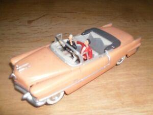 1953 Cadillac Eldorado 1:30 Scale Plastic Model Built Kit