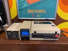 Akai VT-100S Vintage Portable VTR Tape Videorecorder - Good Condition