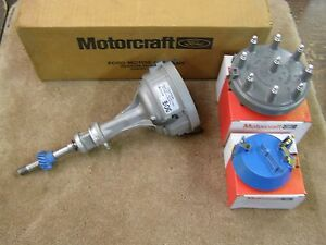 NOS OEM Ford 1979 1980 Distributor LTD Grand Marquis + 1981 1982 Truck Bronco