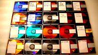 20 Blank MD Minidiscs Lot, SONY.