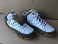 2009 And 1 MLK Day Tribute Monta Ellis PE Warriors Game Signed Autographed Shoes