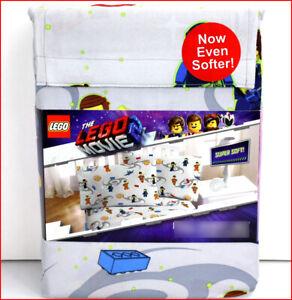 Lego the Movie 2 SHEET Set - Emmett Rex Spaceman - Gray FULL  🌟NEW🌟
