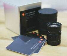 Leica SUMMILUX-M 11891 50mm f/1.4 Aspherical Lens - Black