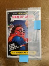 NEW Den of Geek August 2020 Garbage Pail Kids Magazine eBay Exclusive NIP Sealed