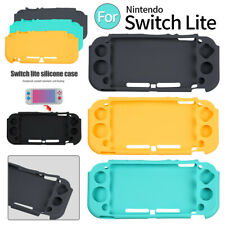 For Nintendo Switch Lite Grip Silicone Case Soft Shock Proof Protective Cover