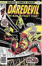 Daredevil Comic Book #137 Marvel Comics 1976 VERY FINE/NEAR MINT