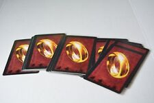 Risk Lord of the Rings Trilogy board game pieces - adventure cards qty 22