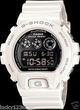DW-6900NB-7D Weißes Digital-Harz-Band Neue Casio-Uhren G-shock 200M WR