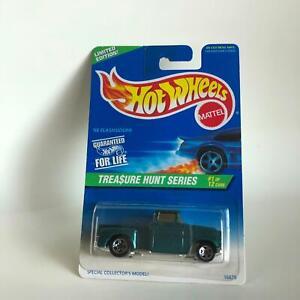 Hot Wheels Mattel Treasure Hunt Series #1/12 '56 Flashsider Limited Edition S12