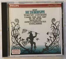 "Mozart: Die Zauberfl""te [Highlights] (CD, Dec-1993, Philips)"