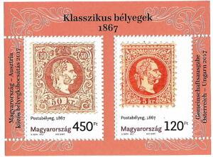 Hungary Stamps Block - Franz Josef