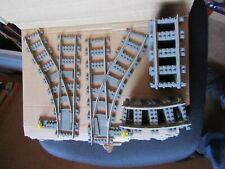 Lego – Eisenbahn Schienen - Set für 9 V oder RC, gebraucht
