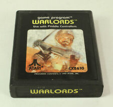 Atari 2600 game Warlords Tested and Working