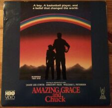 Amazing Grace and Chuck (Laser Disc, 1987)