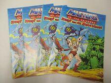 Masters of the Universe - Kampf um das Zauberschwert Werbecomic 1983 Mattel (1)