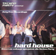 CD - various artists - Techno Party prezentuje: Hard House - Steve Lee