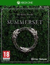 The Elder Scrolls Online Summerset Xbox One Xb1 UK