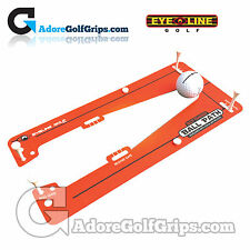 Genuine EyeLine Golf - Slot Trainer System Putting Aid - By Jon & Jim McLean