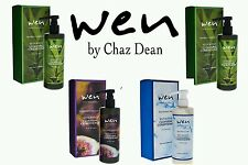 WEN CHAZ DEAN 4×16=64oz RESTORATIVE CONDITION W/GIFT BOXES+PUMPS🎁CLOSEOUT 🎁