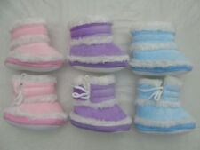 Unbranded Fabric Slip - on Baby Shoes