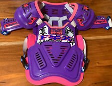 Vintage Fox Roost 2 Chest Protector - Ultra RARE Barbed Wire Purple and Pink