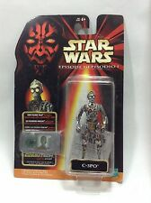 Star Wars Episode 1 The Phantom Menace Very Rare Naked C-3PO TPM