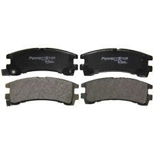 Disc Brake Pad Set Rear Perfect Stop PS401M fits 1988 Nissan Pathfinder